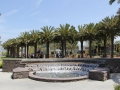 2011 Santa Monica Community College Round Fountain
