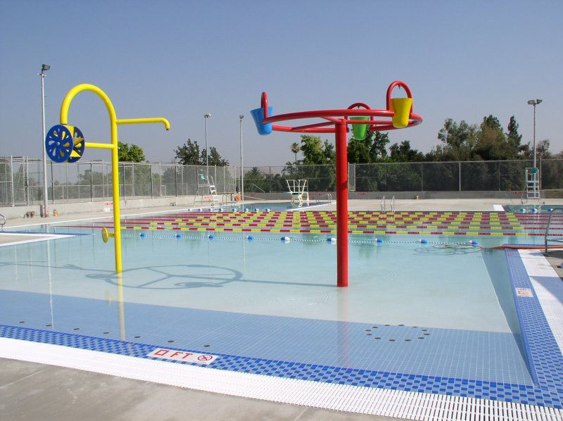 2004 Porterville Water Play Park