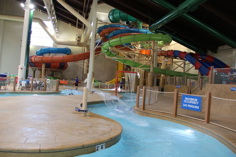 2016 Great Wolf Lodge Lazy River