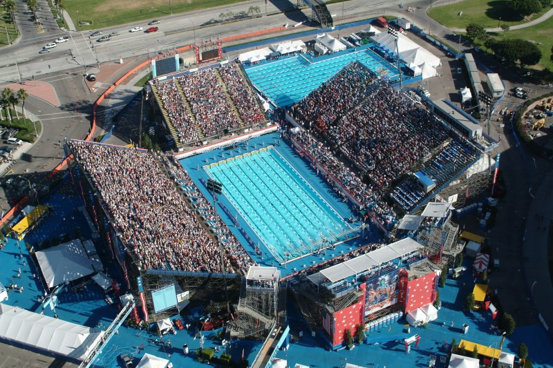 2004 Olympic Trials Pools