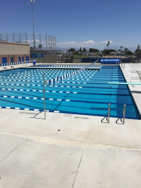2015 Alta Loma High School Pool
