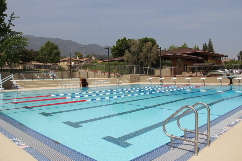 2016 Duarte Recreation Center Pool