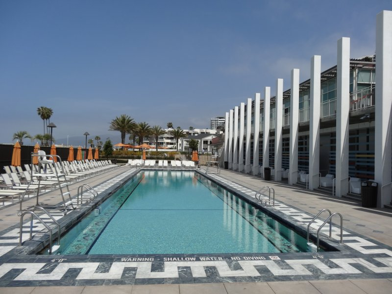 2008 Annenberg Pool